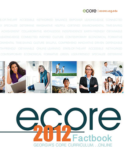 2012 Factbook Cover Image