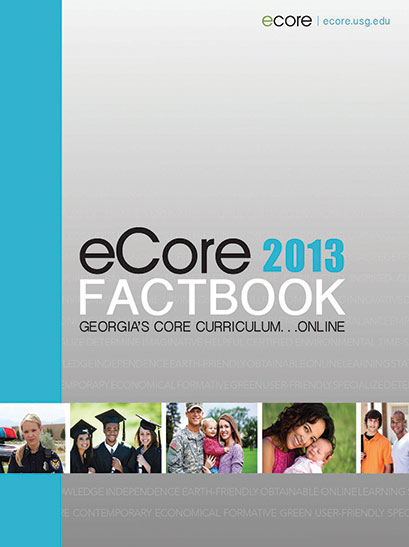 2013 Factbook Cover Image